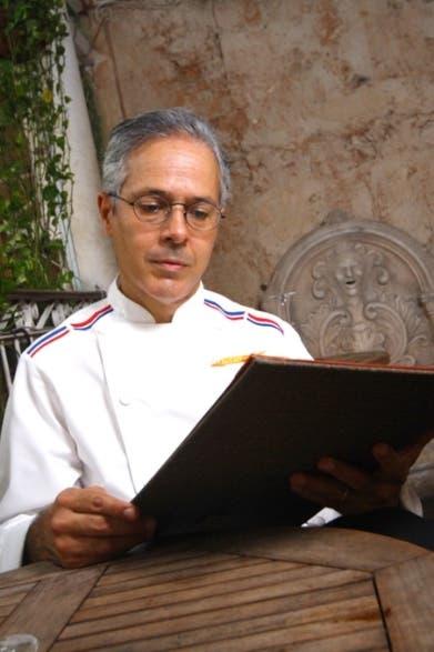 Salcedo tendrá proyecto culinario