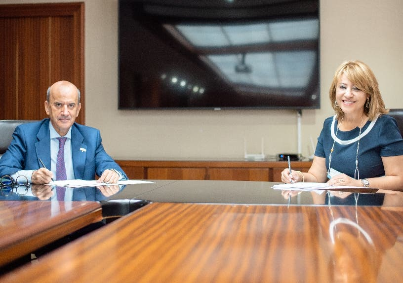 CEF  realiza alianza con los  bancos comerciales