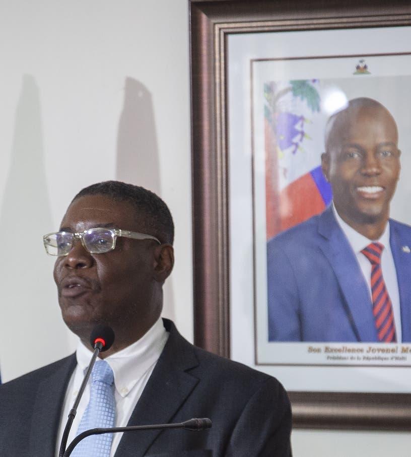 Nuevo ministro Haití promete justicia por asesinato de Moïse