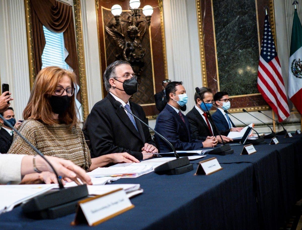 EEUU y México retoman diálogo sobre economía