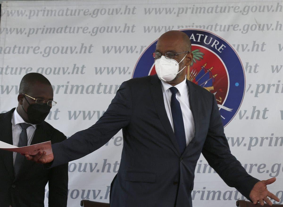 Llaman al primer ministro de Haití a dejar el cargo
