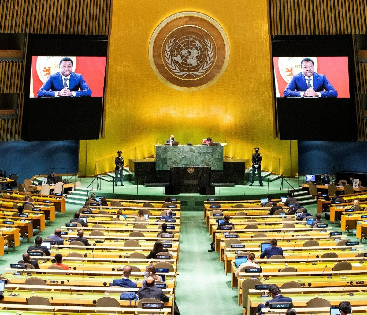 Afganistán y otras crisis marcan jornada Asamblea