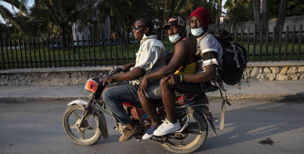 Haitianos vuelven a país lejos de ser acogedor