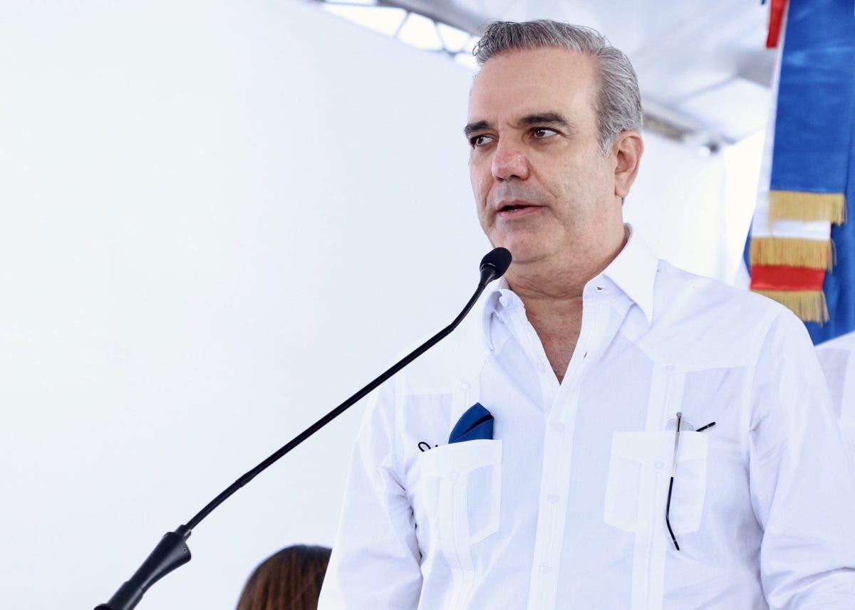 """Abinader dice """"vamos a limpiar la República Dominicana"""" de los corruptos"""