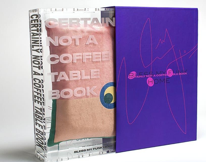 Lanzan el primer Coffee Table Book