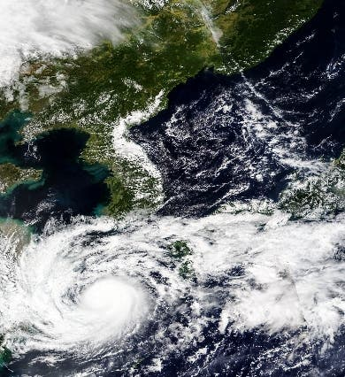 Se forma la décimo octava depresión en el Atlántico