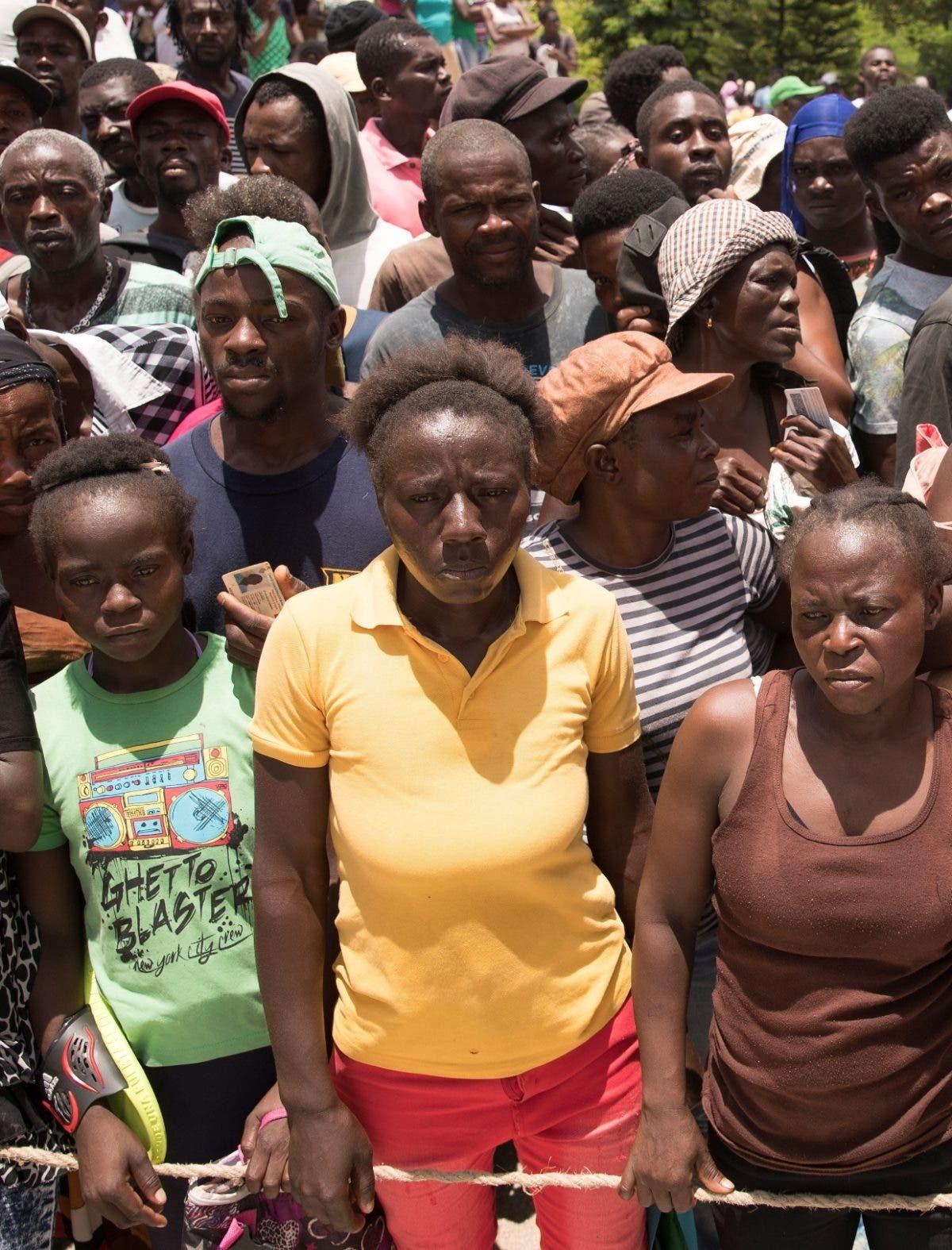Terremoto empeoró situación de las niñas y las mujeres en Haití