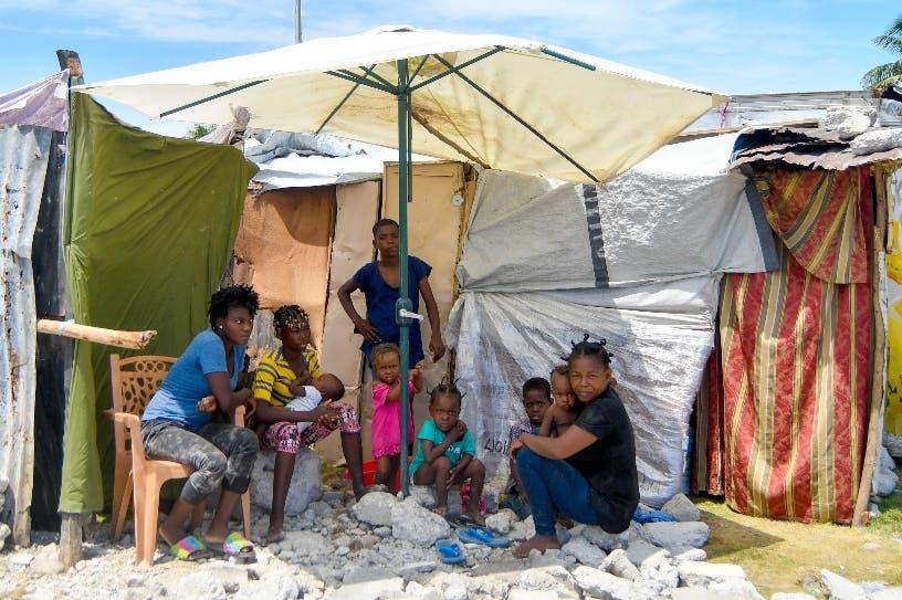 Miles de niños requieren ayuda urgente en Haití