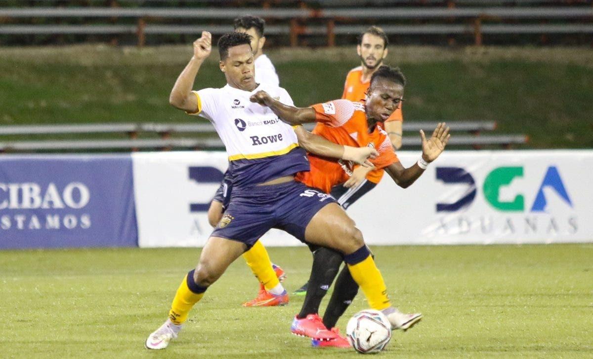 Pantoja a semifinal venció 2-0 a Cibao FC en LDF