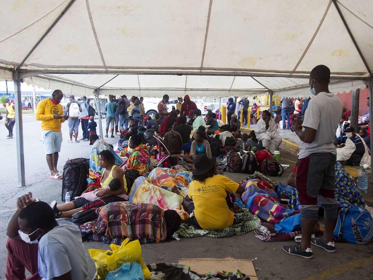 La mayoría de haitianos no obtendrá refugio en México