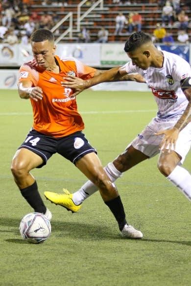 Cibao FC se mide hoy a Moca FC en jornada de la Liguilla LDF