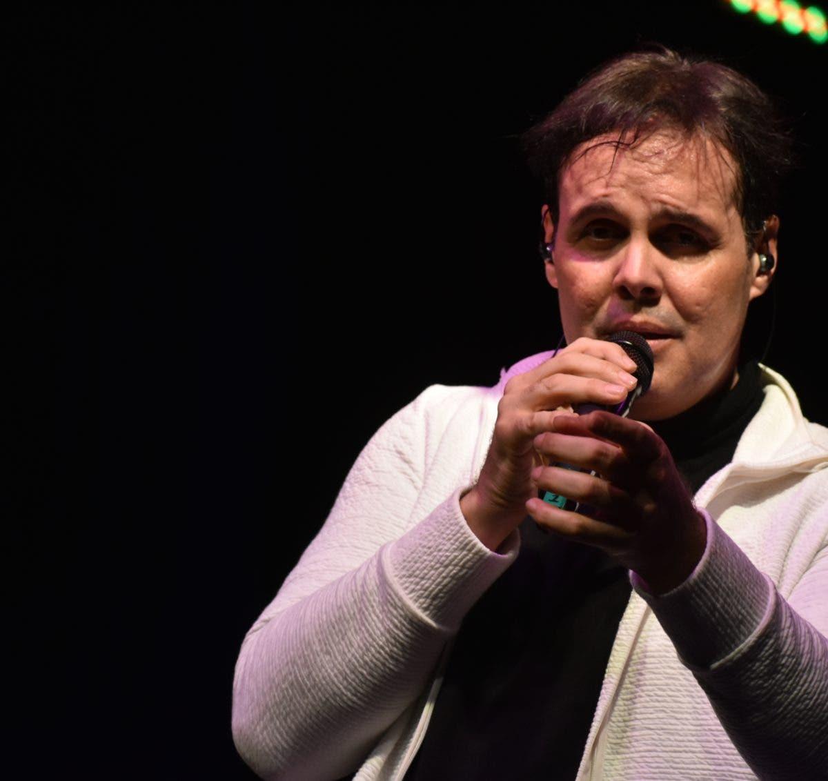 Frank Ceara retoma los conciertos
