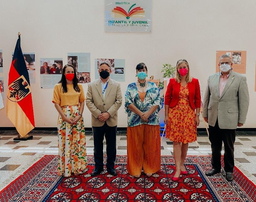Embajada de Alemania y BIJRD inauguran exposición