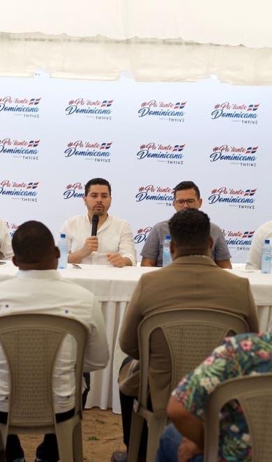 "Emprendimiento; ""Pa´lante Dominicana"" exalta turismo de Miches"
