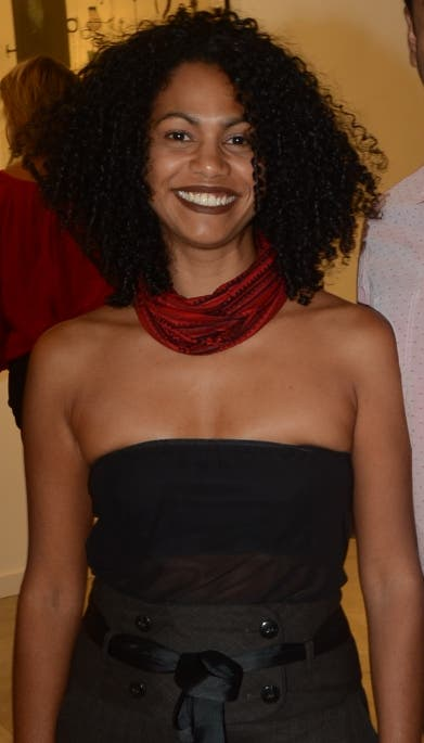 Melissa Roedán de Florencia a Santo Domingo