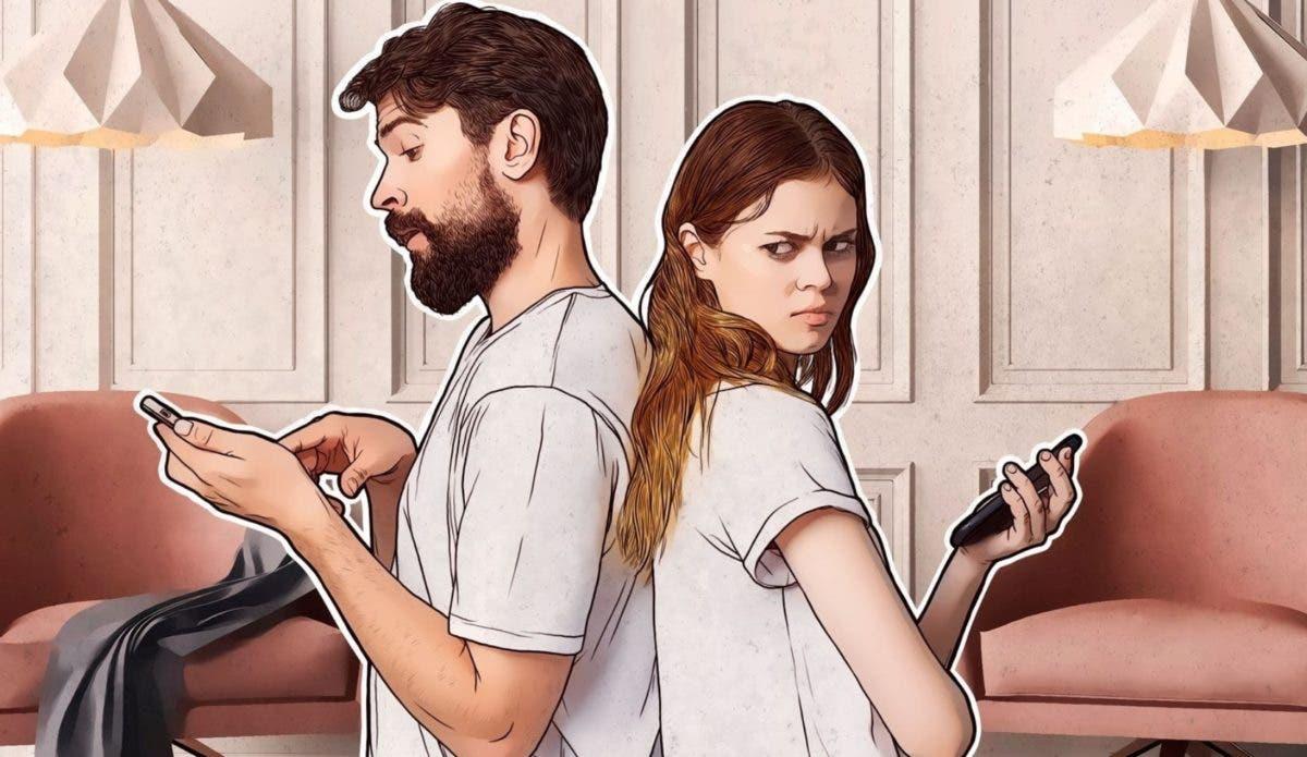 ¿Mi pareja me espía a través del celular?