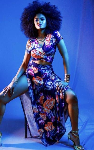 Madeline Abreu, destaca su rol de actriz