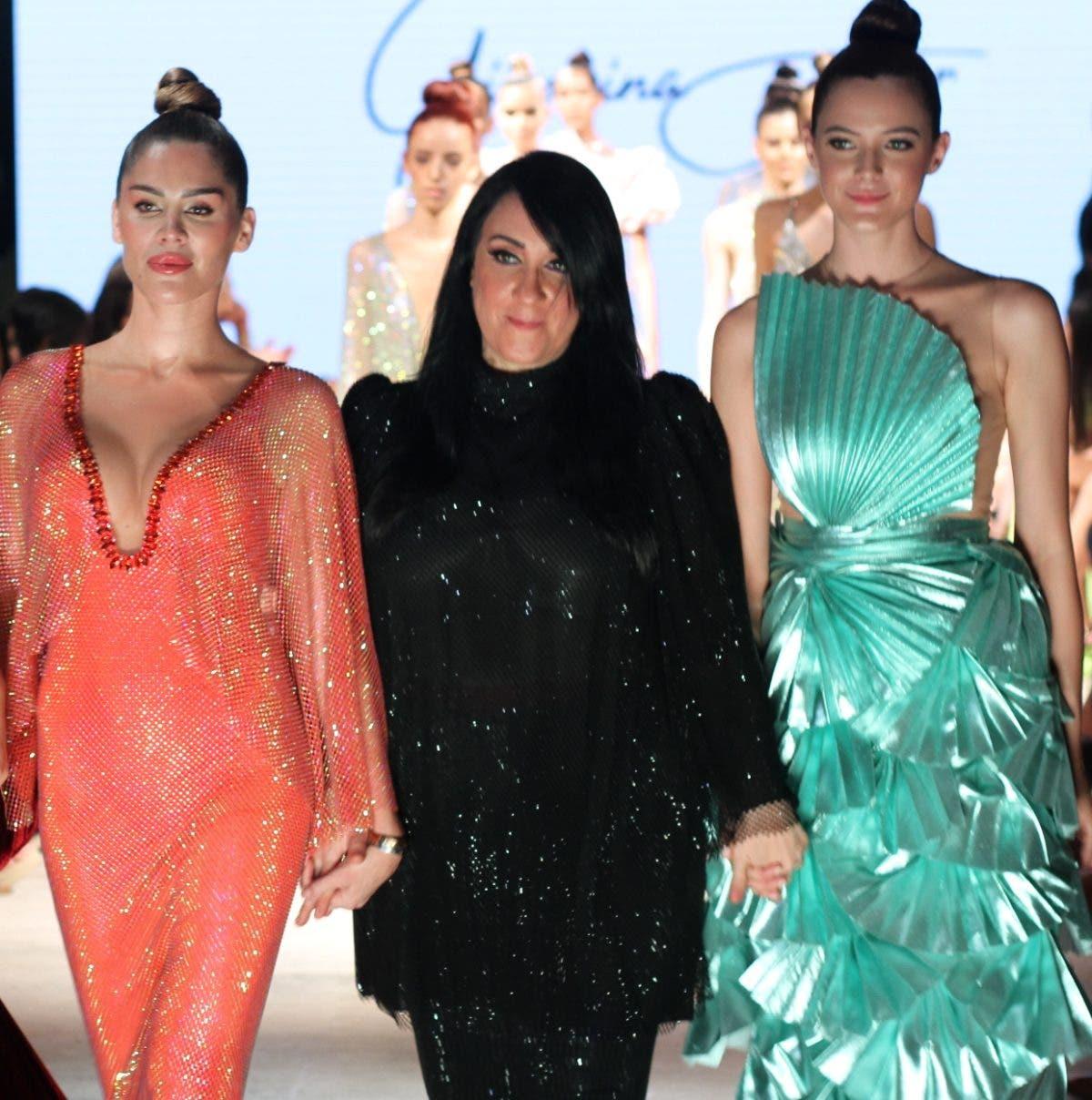 Con Gianina Azar la moda vuelve a la presencialidad