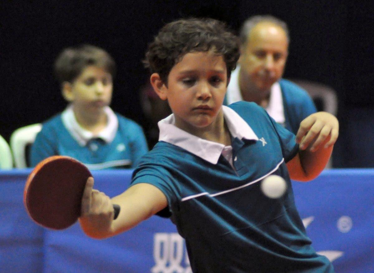 Rafael Cabrera, con 14 años, se perfila como una estrella