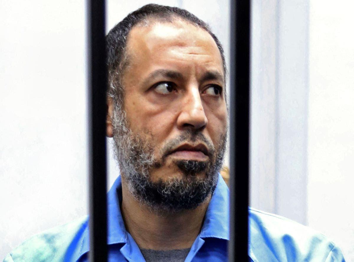 La justicia libia libera a Al Saadi al Gadafi, tercer hijo del dictador