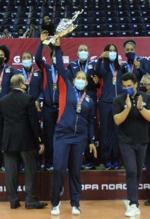 05 La República Dominicana consiguió anoche su quinta corona de campeón en la Copa Panam en su versión número 19 de su celebración.