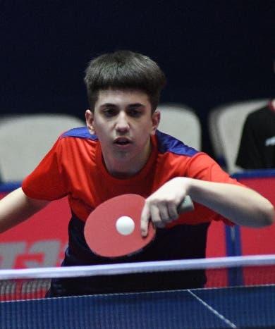 RD logra plata en el torneo Panam de tenis de mesa infantil