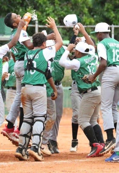 Mao y San Pedro avanzan a la final nacional béisbol U12