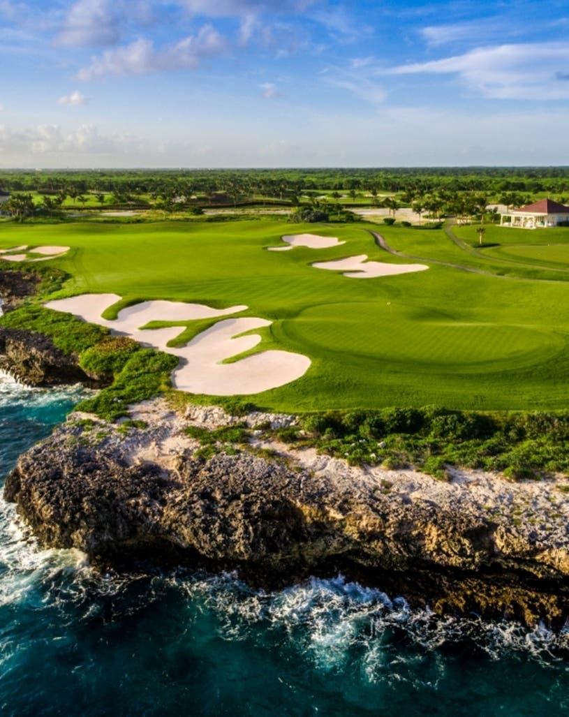 Nominan campo de golf Corales de Punta Cana