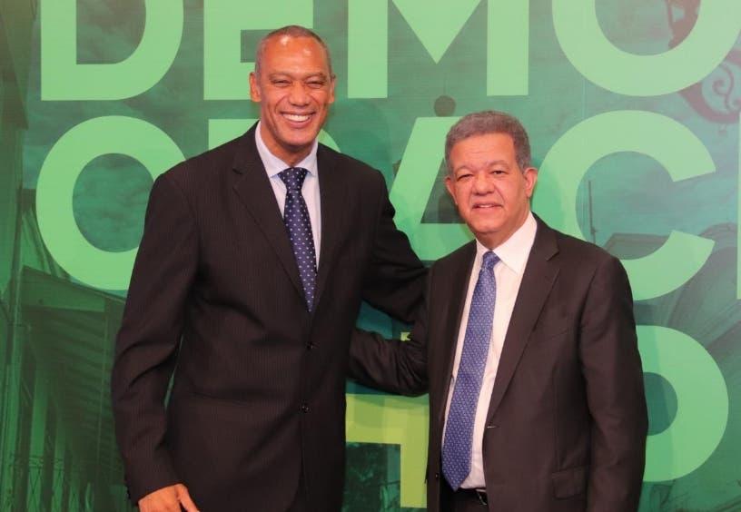 Leonel y Payano califican de histórica la actuación de RD