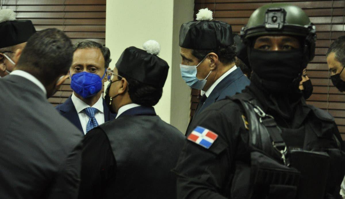 Jean Alain y Forteza seguirán encerrados en la prisión de Najayo