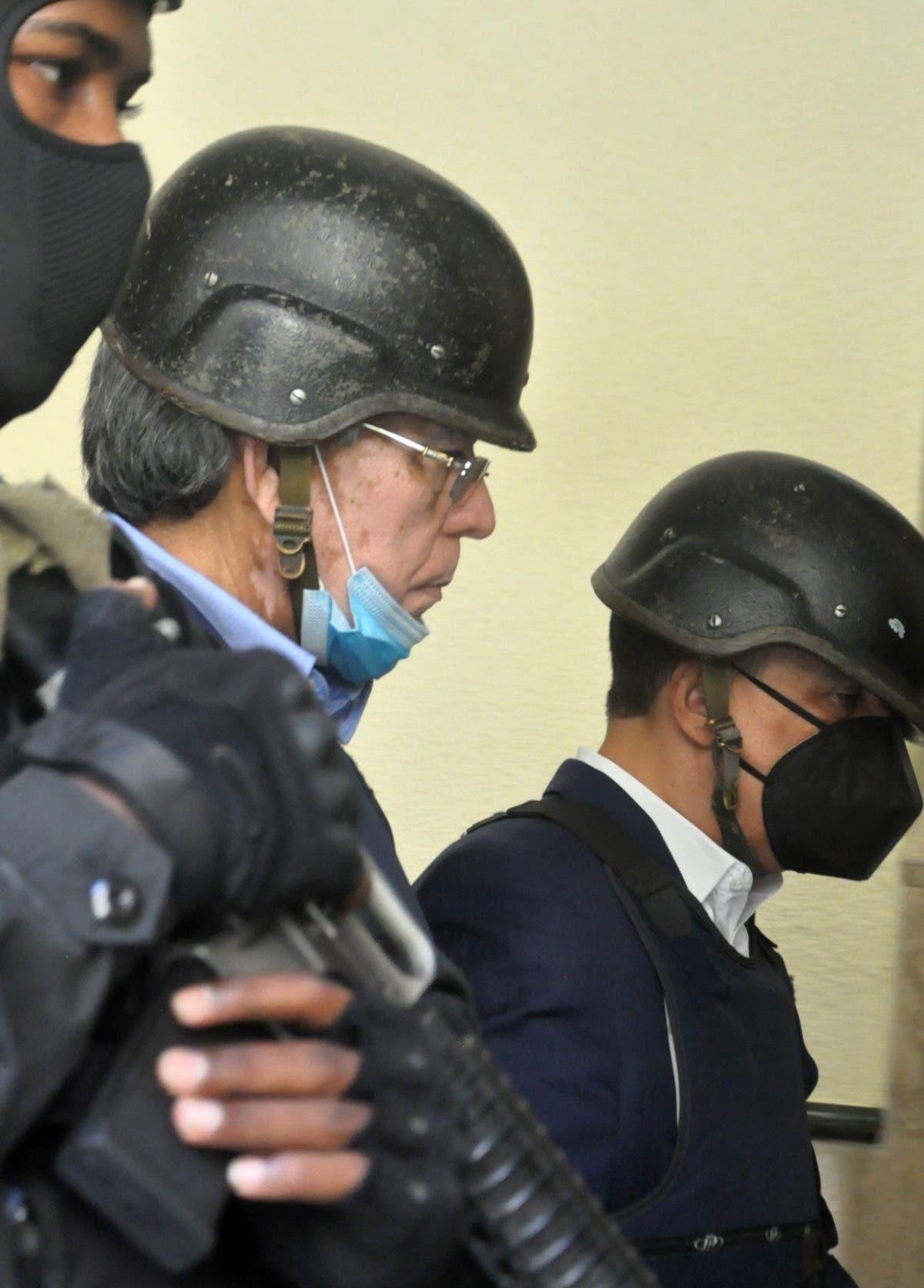 Imputados colaboran con el MP en caso Pulpo a prisión domiciliaria