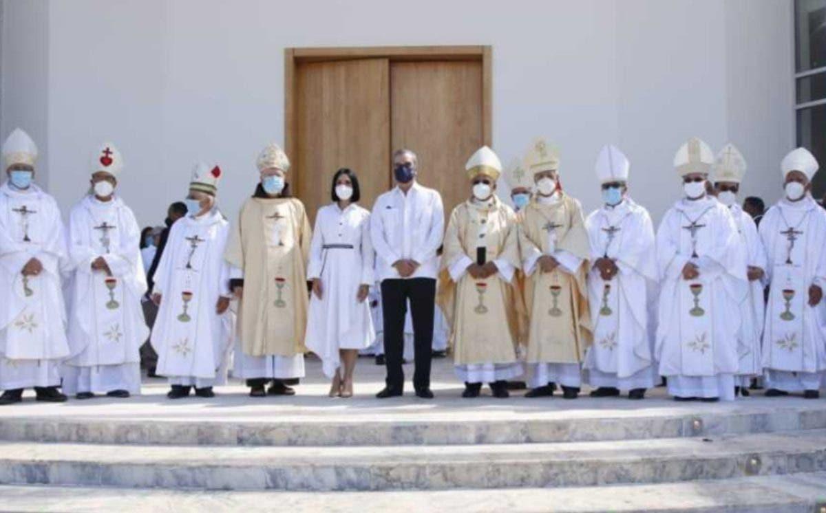 Presidente Abinader aprueba segunda y tercera etapa Santuario