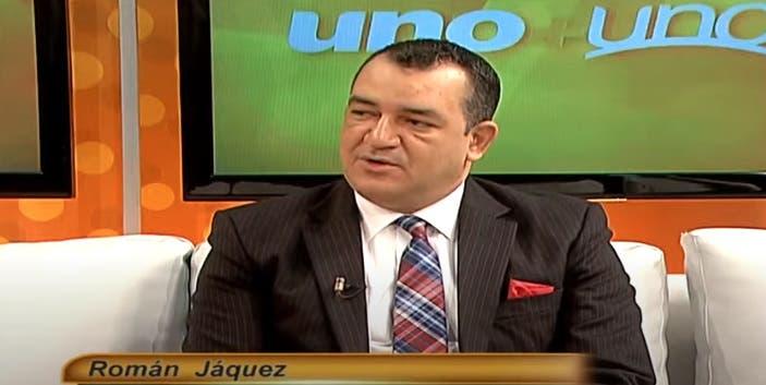 Entrevista a Román Jáquez en el programa Uno + Uno