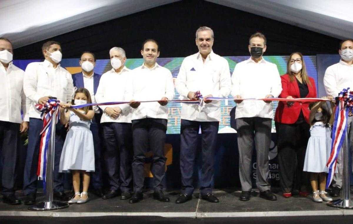 """Presenta """"Santiago 2025 """"con inversión de RD$ 42 mil millones"""
