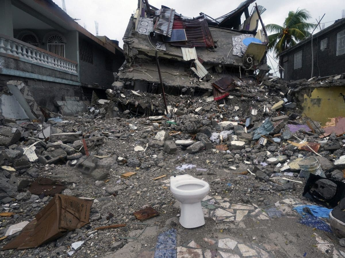 La vulnerabilidad de las mujeres y niñas empeoró tras el terremoto en Haití