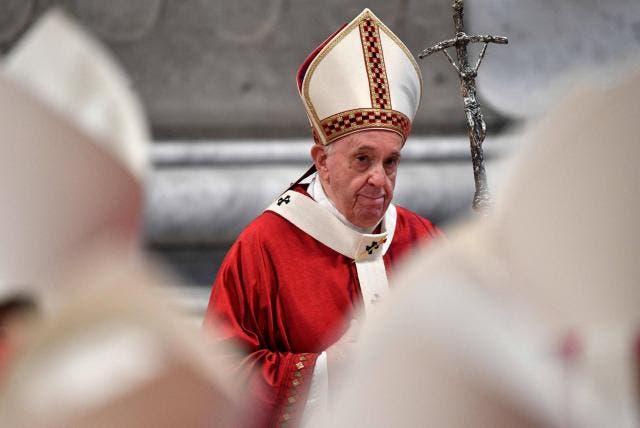 El papa lamenta los fallecidos y los daños tras el huracán Ida en EEUU