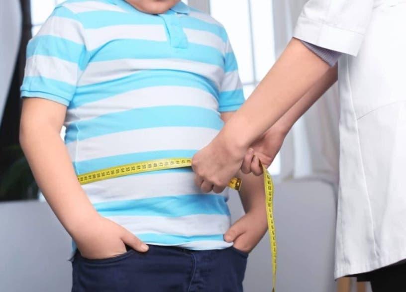 Unicef alerta 8% menores cinco años está sobrepeso