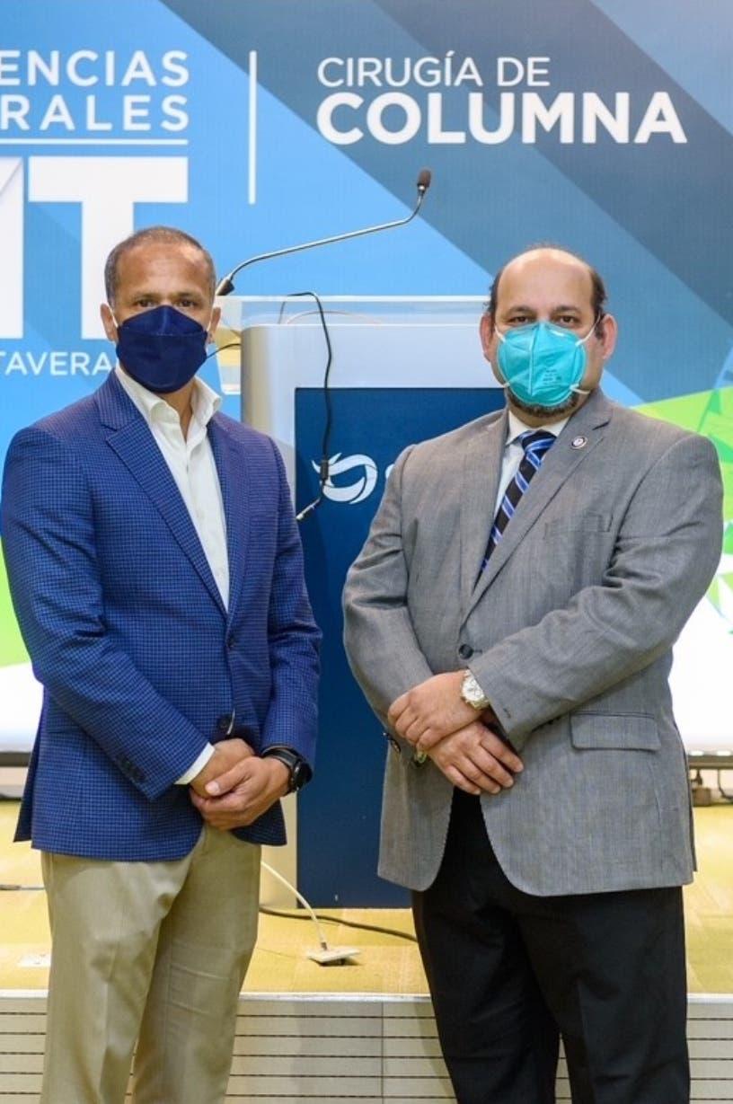 Médico alerta RD debe realizar más cirugías columna