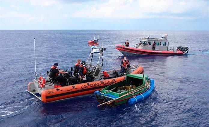 EE.UU. intercepta a un centenar de haitianos en las costas de Florida