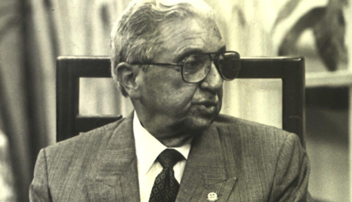Muere Guaroa Liranzo, mano derecha Balaguer