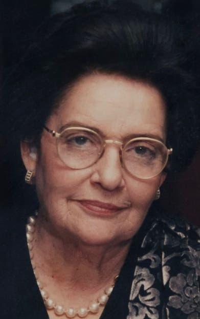 Madre Antún Batlle será sepultada hoy