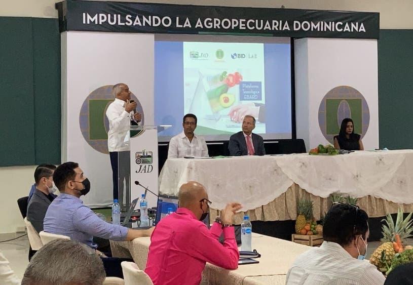 JAD y BID; Plataforma permite comercializar los productos del agro