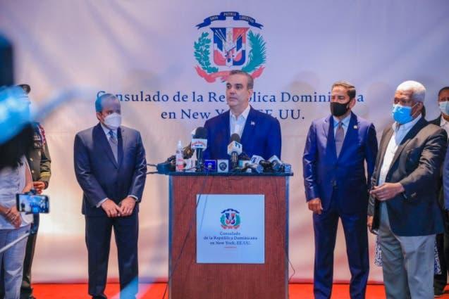 Abinader asegura «República Dominicana es oasis de democracia e institucionalidad»