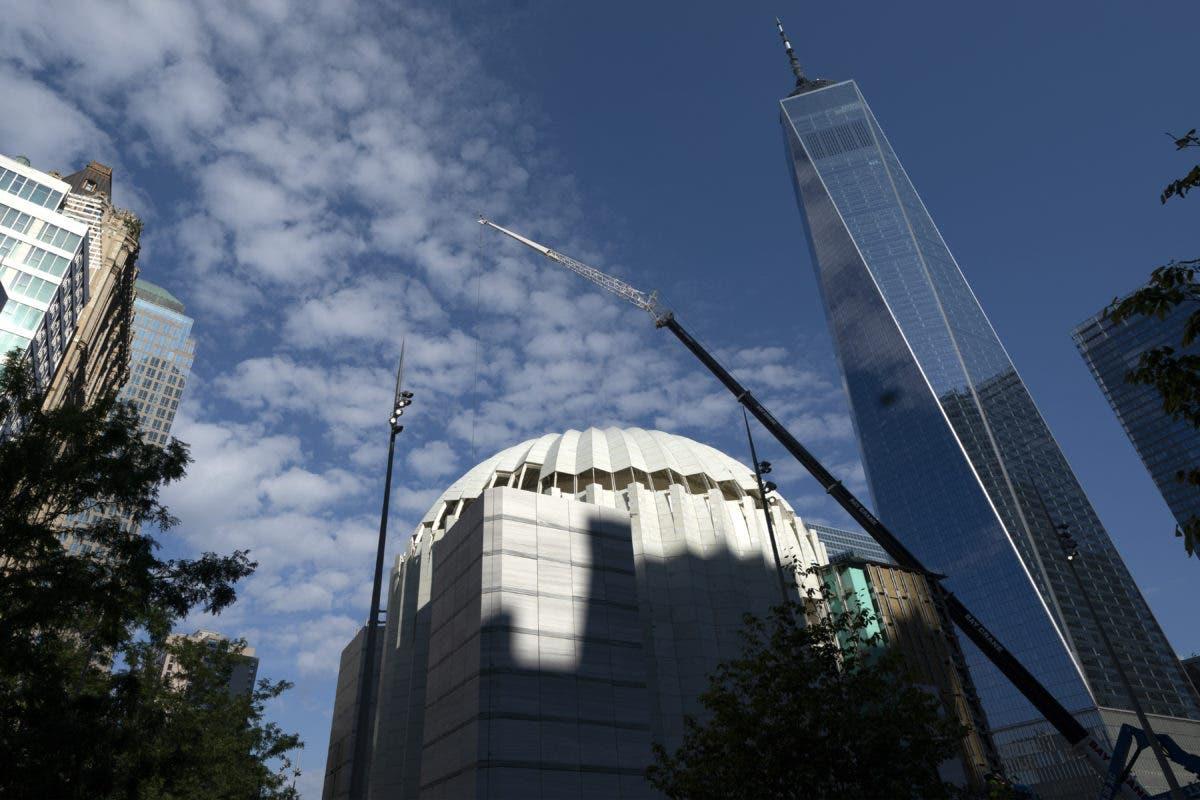Conmemoración del 11-S en zona cero de Nueva York