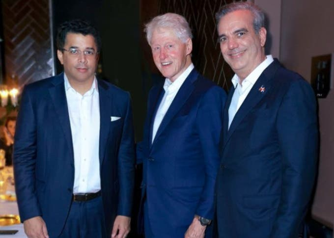 Gobierno desmiente presidente Abinader ofreciera fiesta en Nueva York