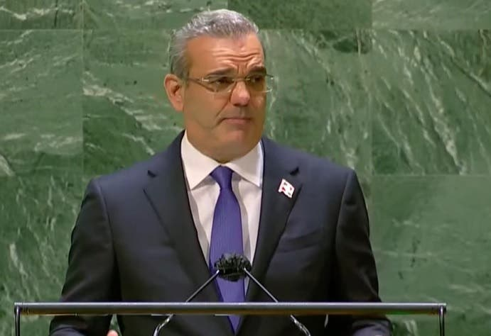 Discurso de Luis Abinader en la Asamblea General de la ONU