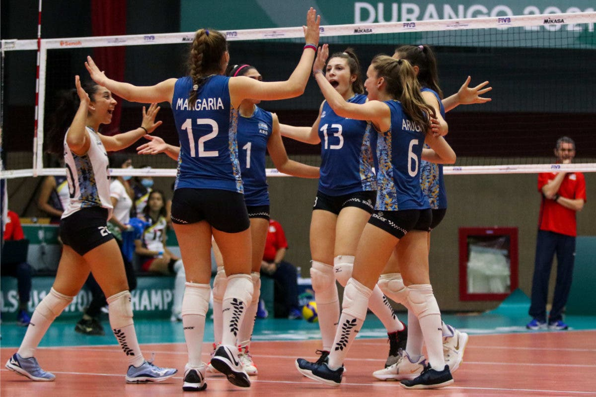 Voleibol RD concluye entre 10 mejores en Mundial U-18