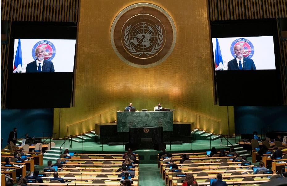 Haití solicita ayuda de ONU en investigación del asesinato presidente Jovenel Moise
