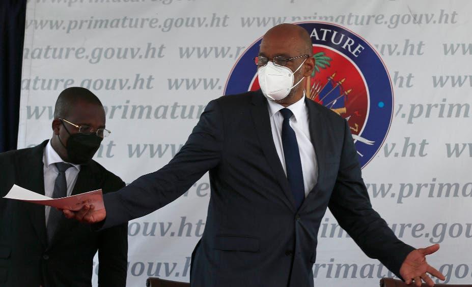 Defensor del pueblo de Haití exige renuncia del primer ministro Ariel Henry
