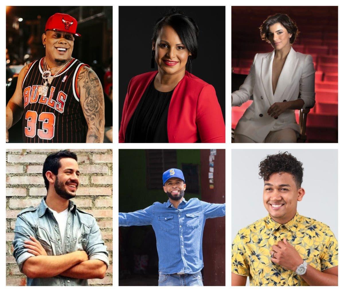 Latin Plug RD reconoció artistas, influencers y comediantes con entrega premios de primera edición